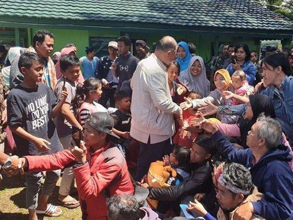 Korban Kerusuhan Wamena ke Nasrul Abit: Beliau Pahlawan Kami