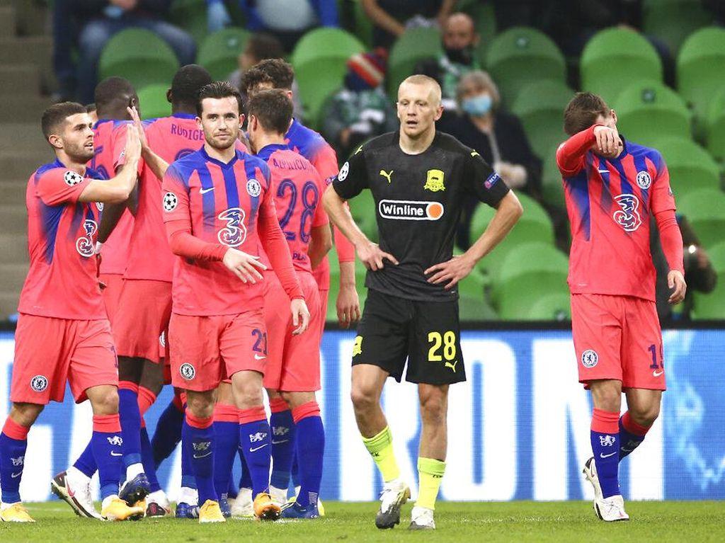 Werner Geser Jorginho Jadi Eksekutor Penalti Chelsea?