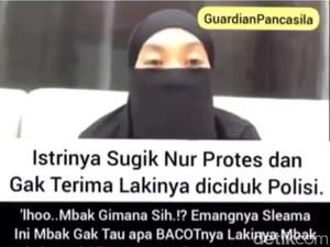 Sindiran Istri Gus Nur Pertanyakan Keadilan Suaminya yang Kembali Ditangkap