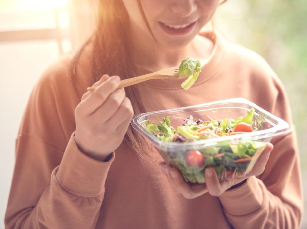 Pola Makan Diet yang Sehat Sesuai Kaidah Gizi Seimbang