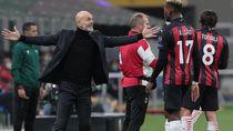 Pelatih AC Milan Stefano Pioli Positif Covid-19