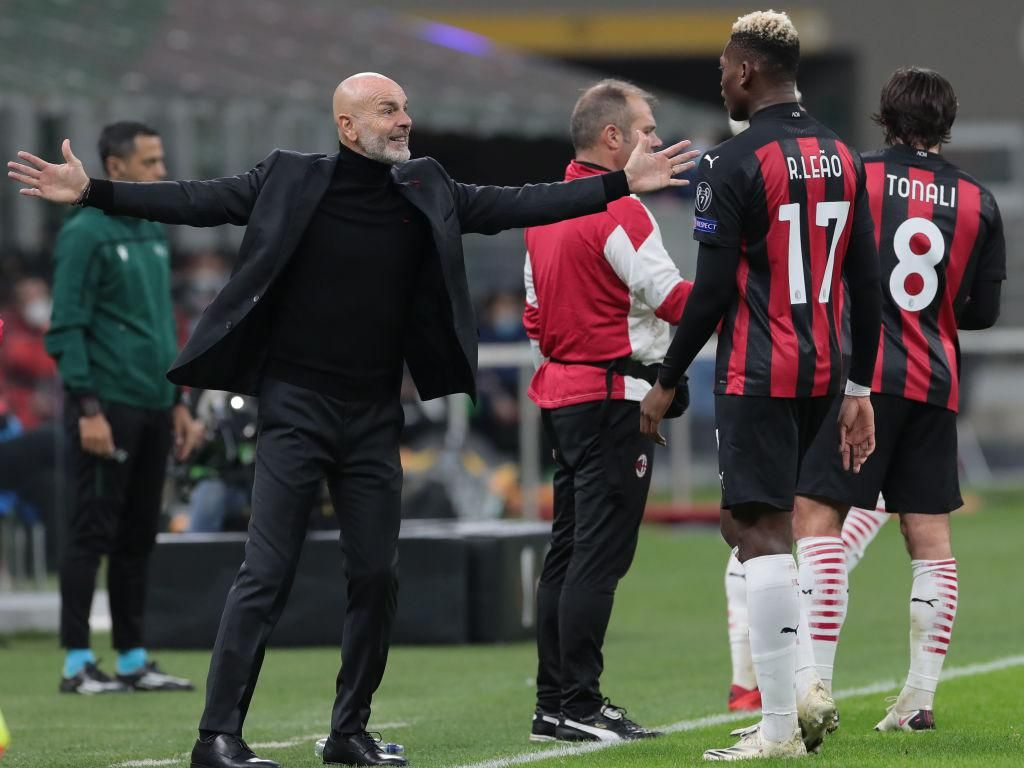 Video AC Milan Bungkam Sparta Praha 3 Gol Tanpa Balas