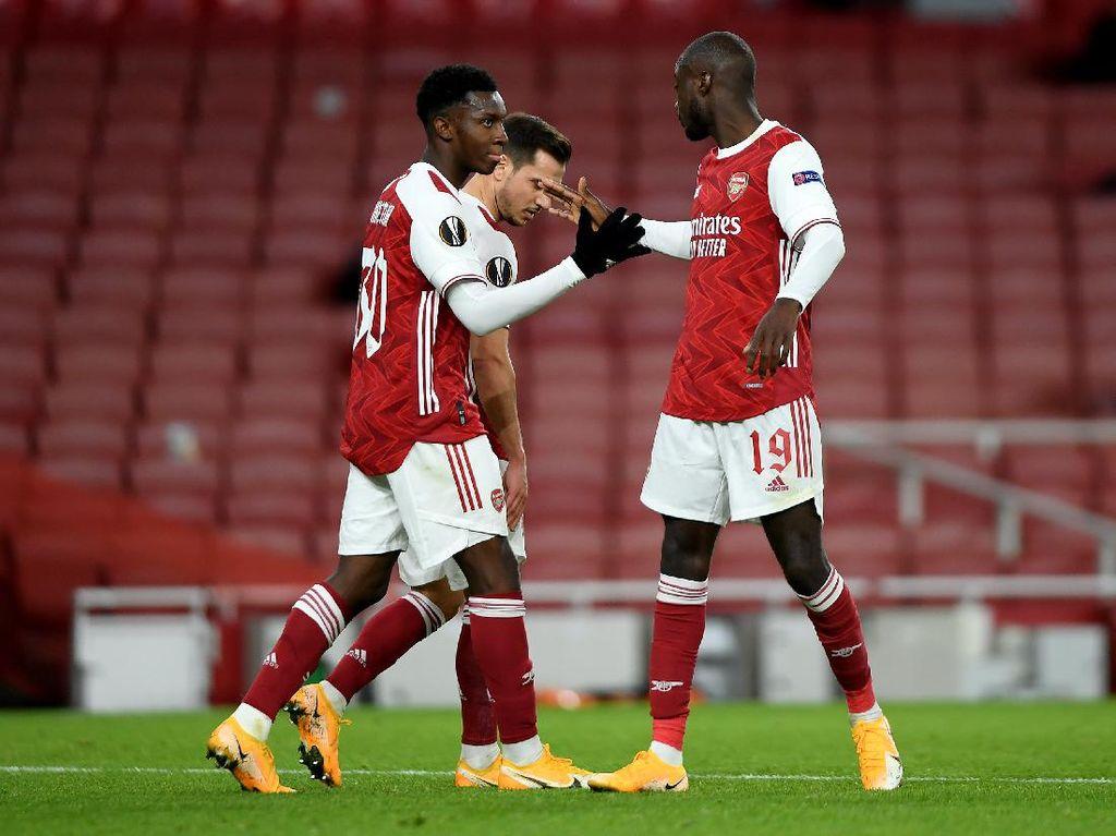 Laga yang Terasa Mudah untuk Arsenal