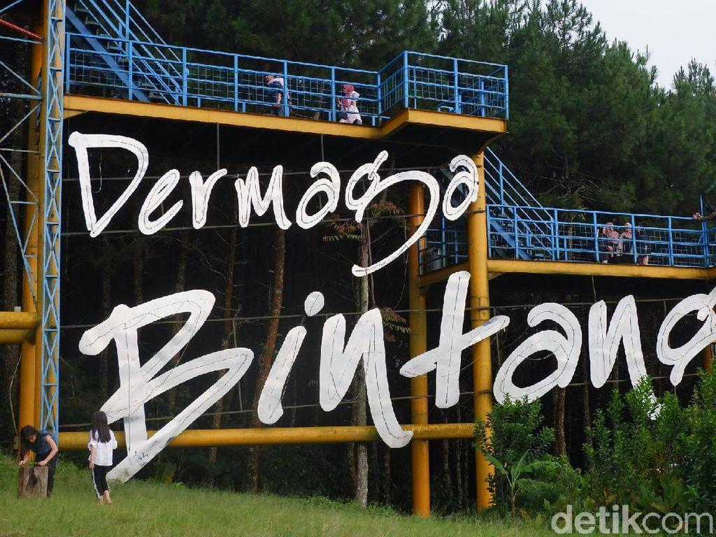 Foto: Bukit Bintang Bandung yang Instagrammable