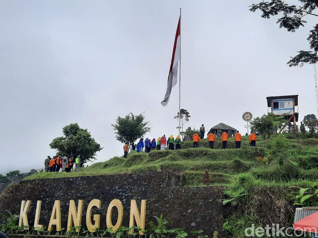 Bukit Klangon, Tempat Kemping di Sleman Tutup Sementara
