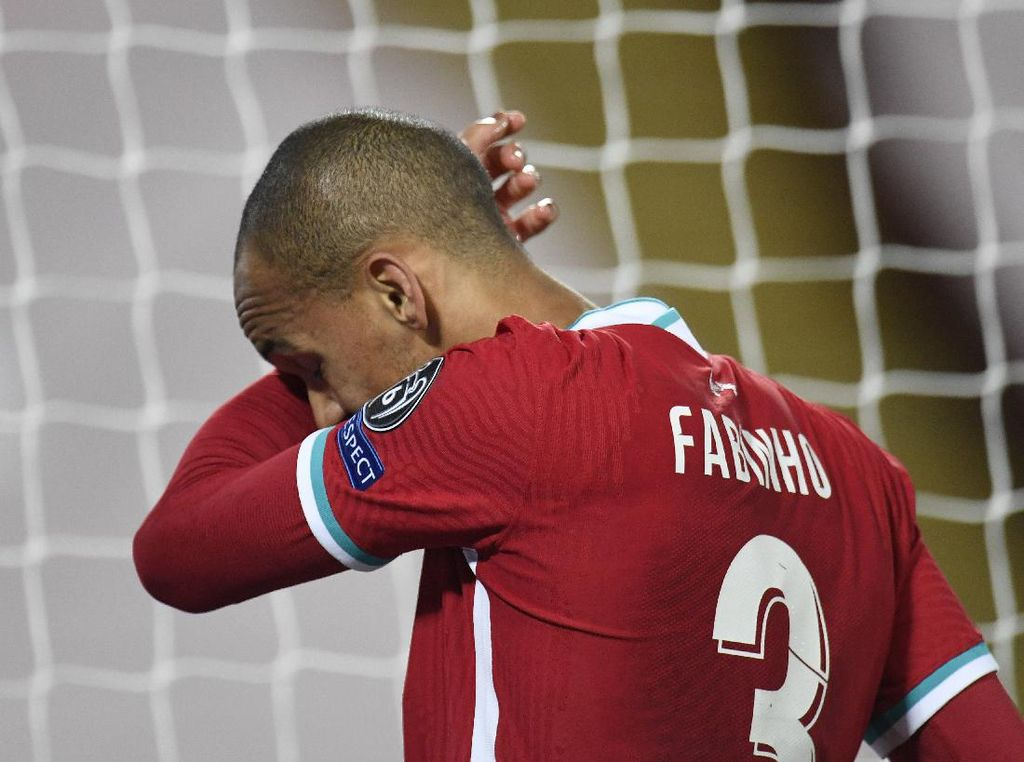 Liverpool Vs West Ham: The Reds Tanpa Fabinho