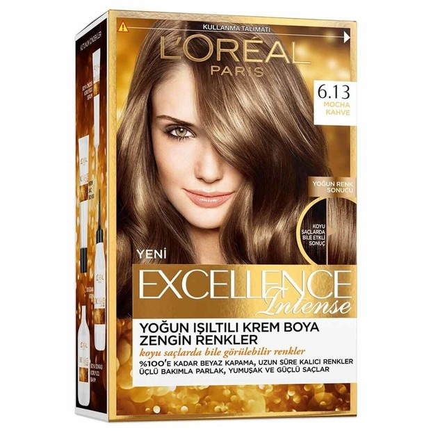 loreal paris hair colored