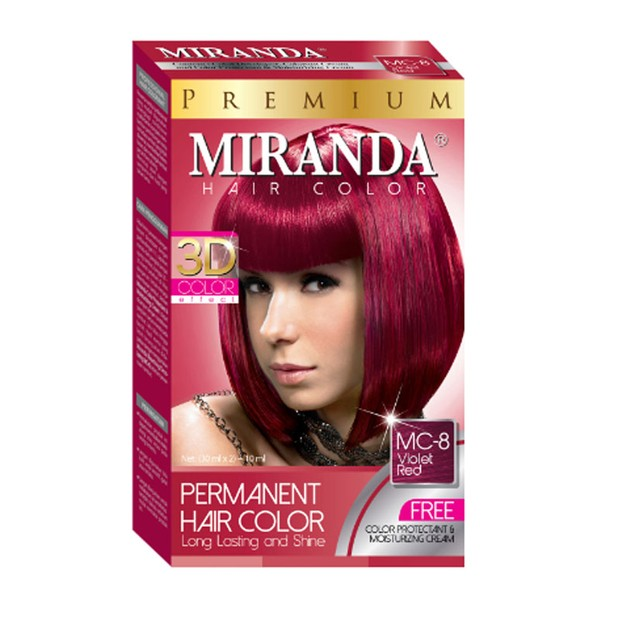 Miranda Hair Color Premium