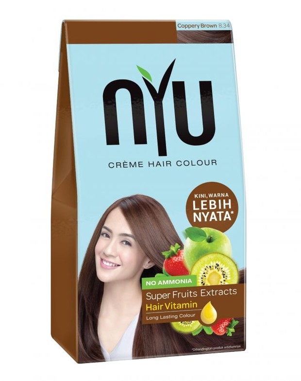 NYU Hair Color