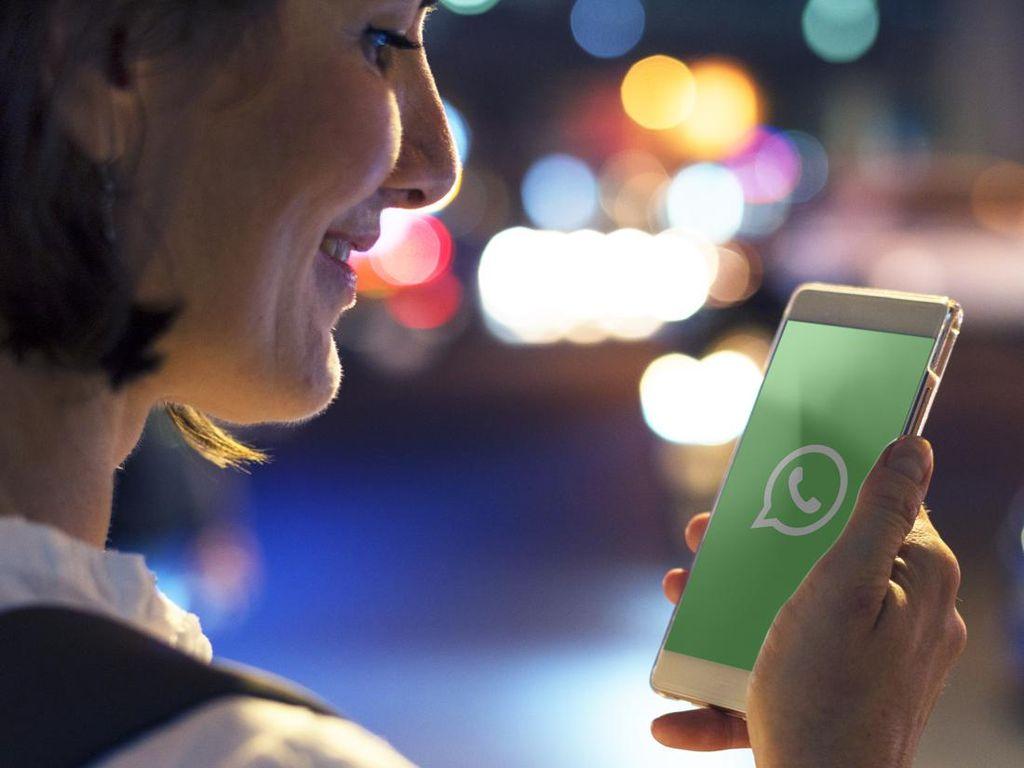 WhatsApp Layani 1,4 Miliar Panggilan di Malam Tahun Baru