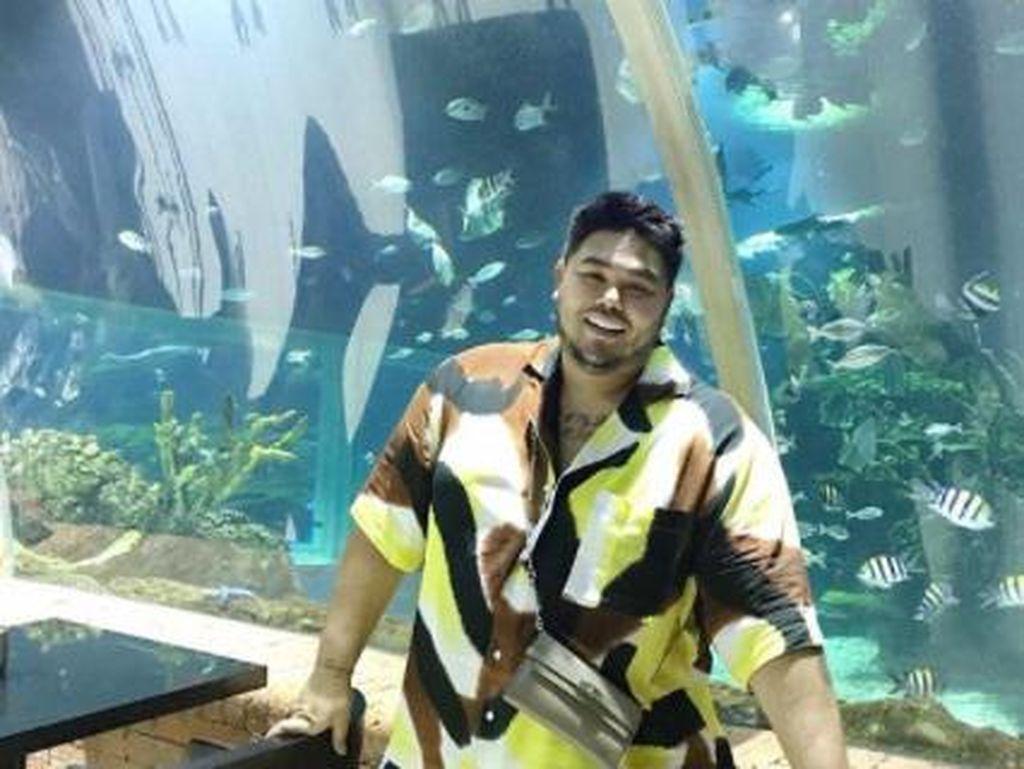 Ivan Gunawan Ancam Pecat Karyawan Kalau Ikan Cupangnya Mati
