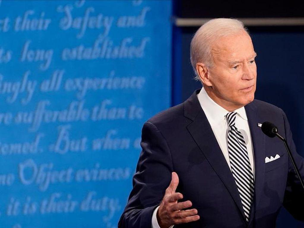Joe Biden Puji Turki-Yunani yang Saling Mendukung Usai Gempa M 7