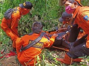 Kakek Pikun yang Hilang di Hutan Kadu Bajo Serang Ditemukan Tewas