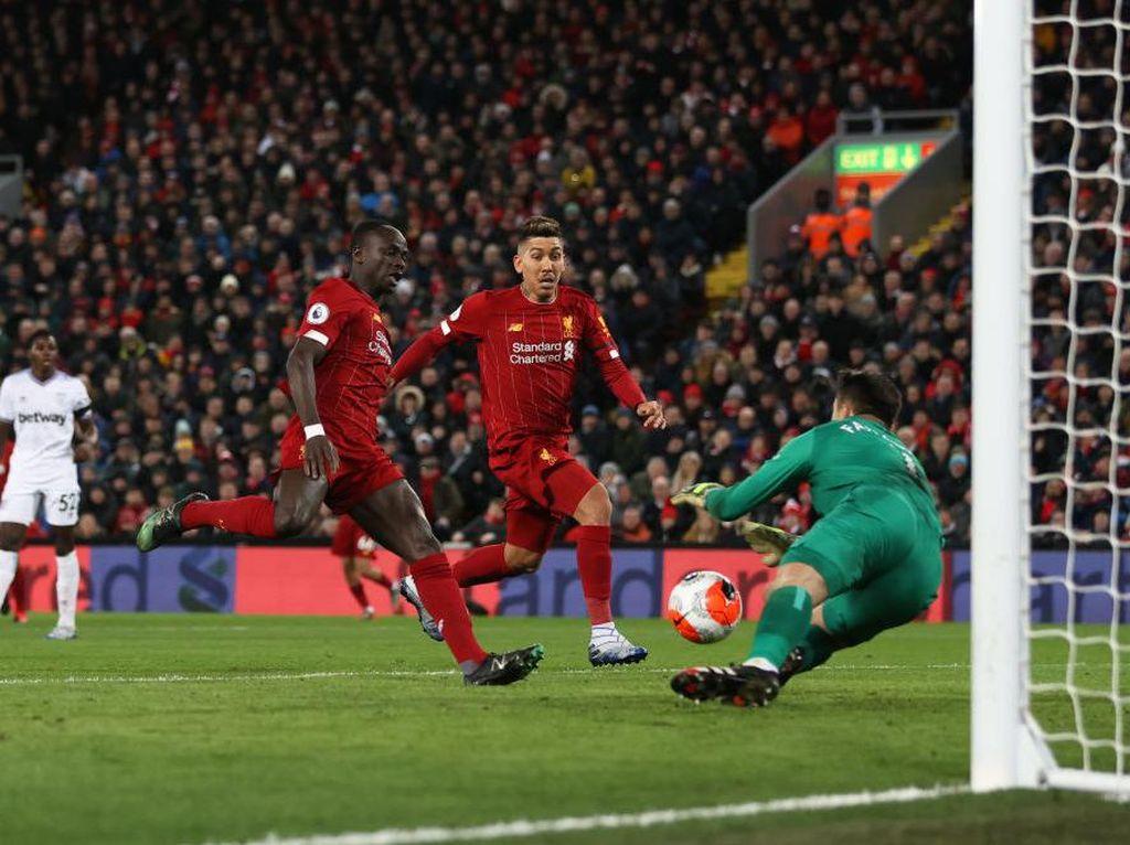 10 Fakta Jelang Duel Liverpool Vs West Ham di Anfield