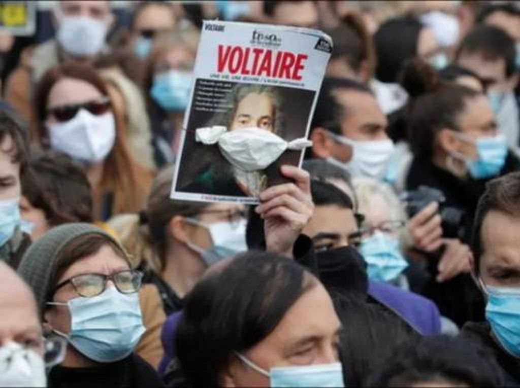 MUI: Sikap Emmanuel Macron Memicu Permusuhan