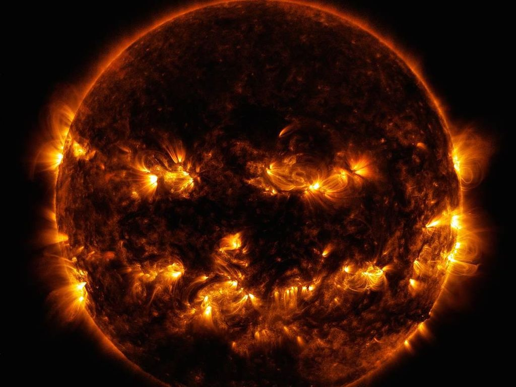 Sambut Halloween, NASA Rilis Playlist Suara Seram dari Luar Angkasa