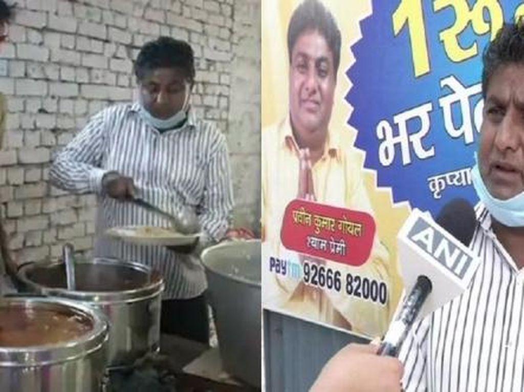 Demi Bantu Orang Miskin, Restoran Ini Jual Makanan Seharga Rp 200