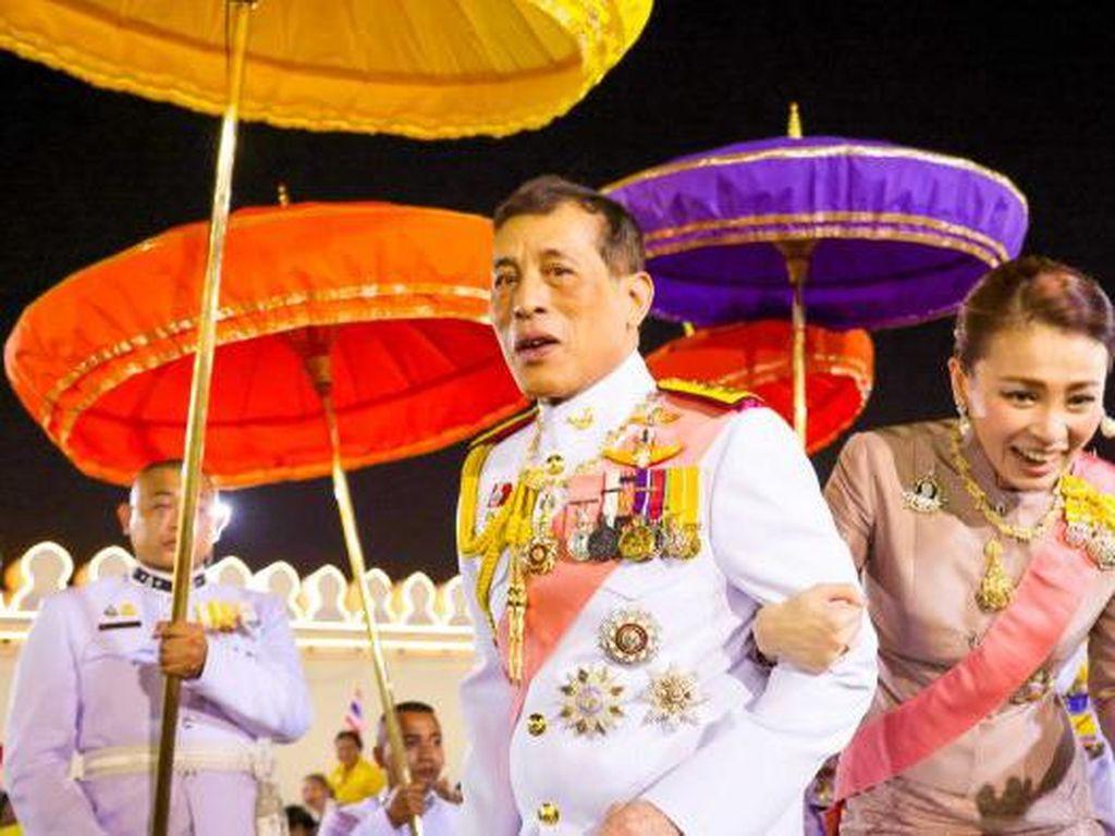Ancaman Jeruji untuk 7 Pemimpin Demonstran Usai Hina Raja Thailand