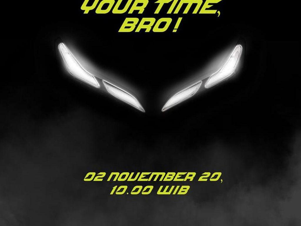 Motor Baru Yamaha Rilis 2 November di Indonesia, Aerox Facelift?