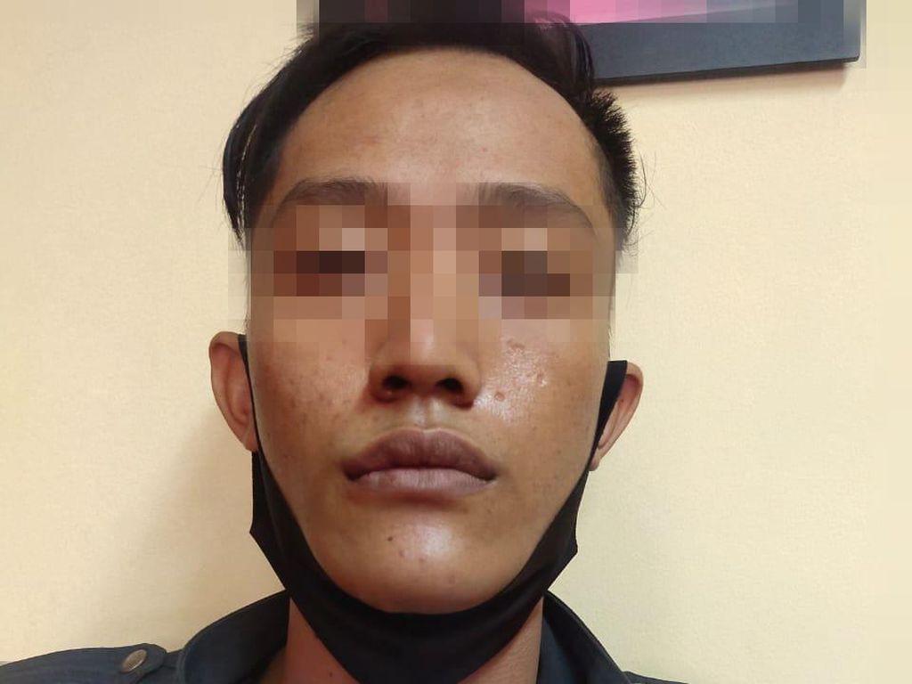 Pencuri yang Tusuk Korban di Jakbar Seorang Residivis, Positif Narkoba