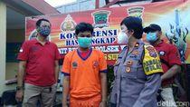 Sales di Surabaya Pukuli Hingga Babak Belur Pacar yang Masih Hubungi Mantan