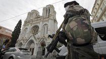 Rentetan Serangan Mengerikan yang Pernah Terjadi di Prancis