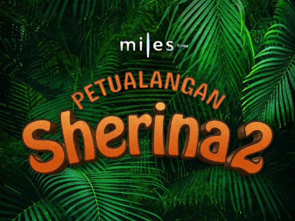 Sherina dan Derby Romero Siap Berpetualang di Petualangan Sherina 2