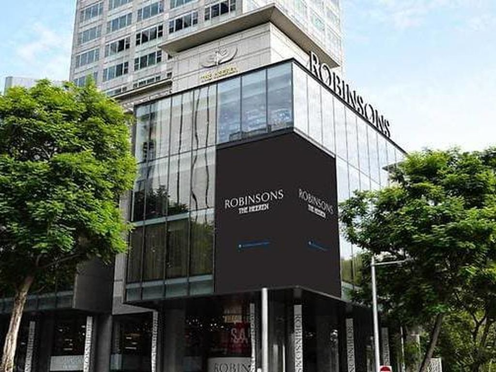 Robinsons Department Store Tutup Toko!