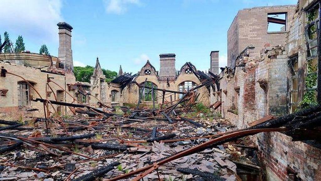 Foto: Rumah Sakit Jiwa Horor dari Wales
