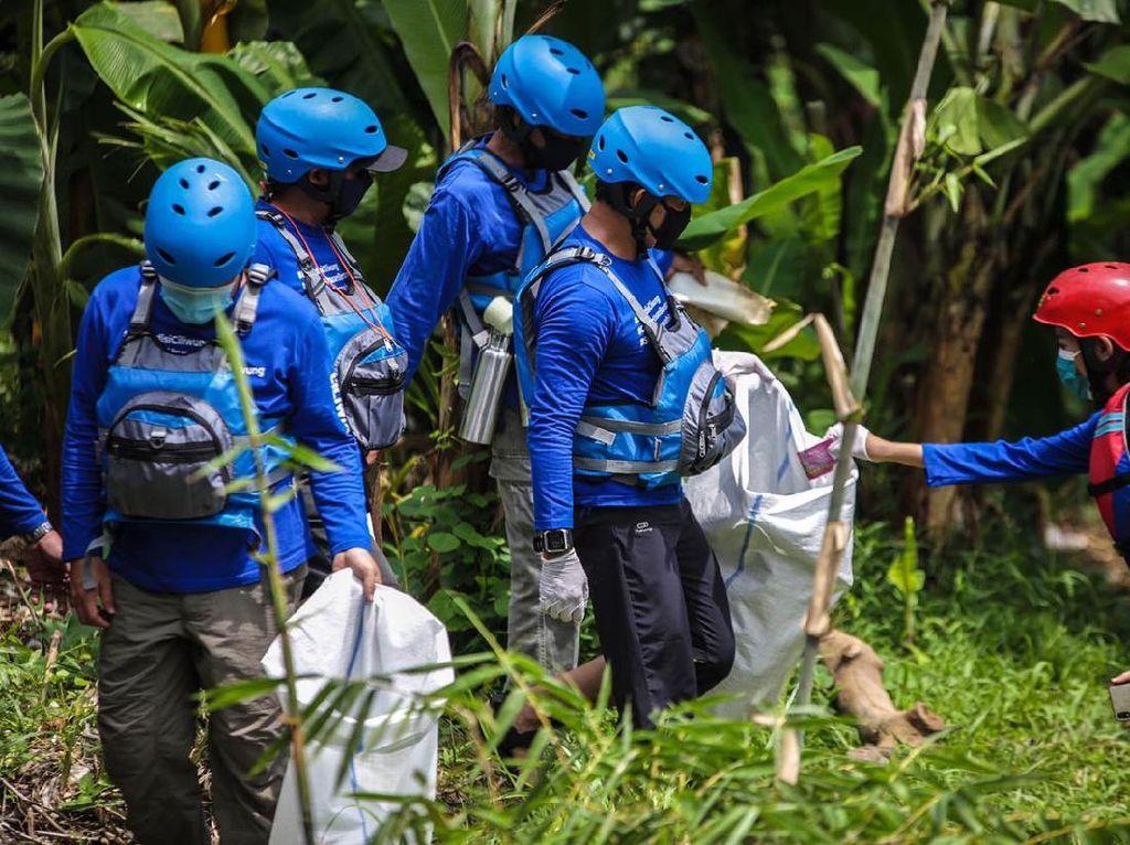 Bersihkan Sungai Ciliwung, Bima Arya: Dominasi Sampah Styrofoam