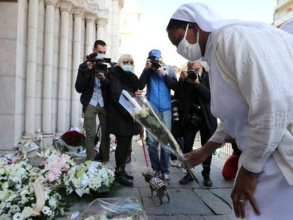 Cerita Tragis Wasiat Ibu 3 Anak Korban Penusukan di Prancis