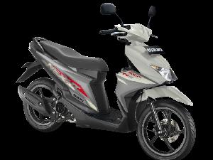 Suzuki Segarkan Skutik Nex II dan Address