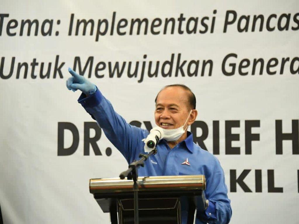 Syarief Hasan Dukung Rencana Penghapusan BBM Premium, tapi...
