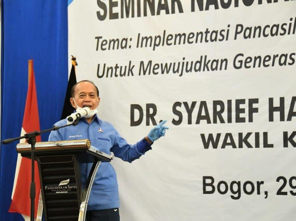 Bonus Demografi, MPR Tekankan Pendidikan & Pancasila untuk Pemuda