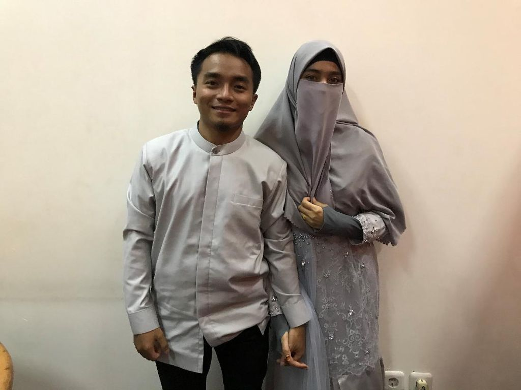 Taqy Malik Tunda Momongan dengan Serell Nadirah