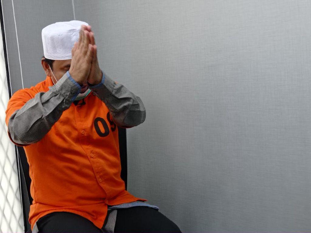 Video Polri Belum Putuskan Penangguhan Penahanan Gus Nur