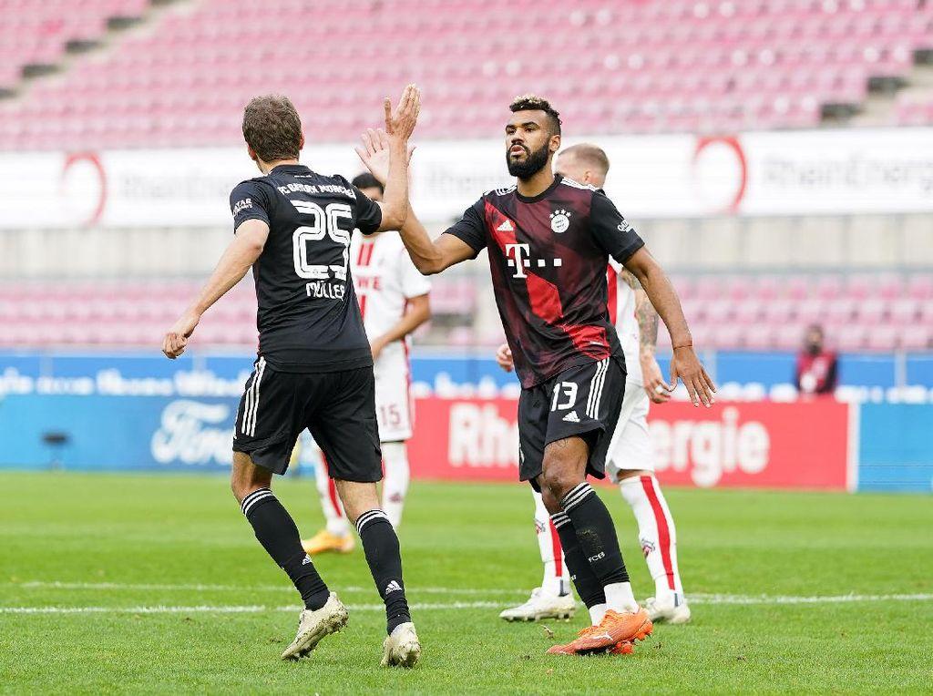 Cologne Vs Bayern: Die Roten Menang Tipis 2-1