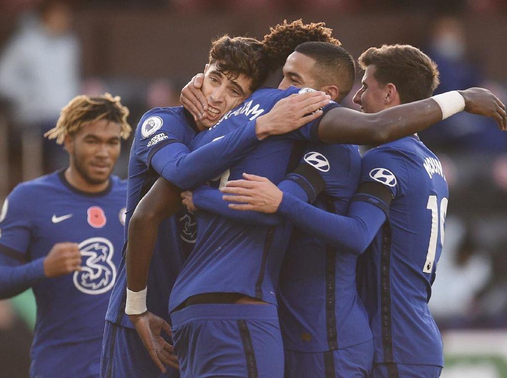 Ziyech Percaya Chelsea Bisa Juara Premier League, soal Hasil Akhir ...