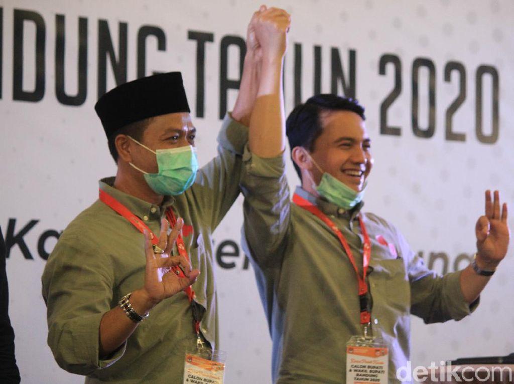 Sahrul Gunawan, dari Jin dan Jun Kini Jadi Wabup Bandung
