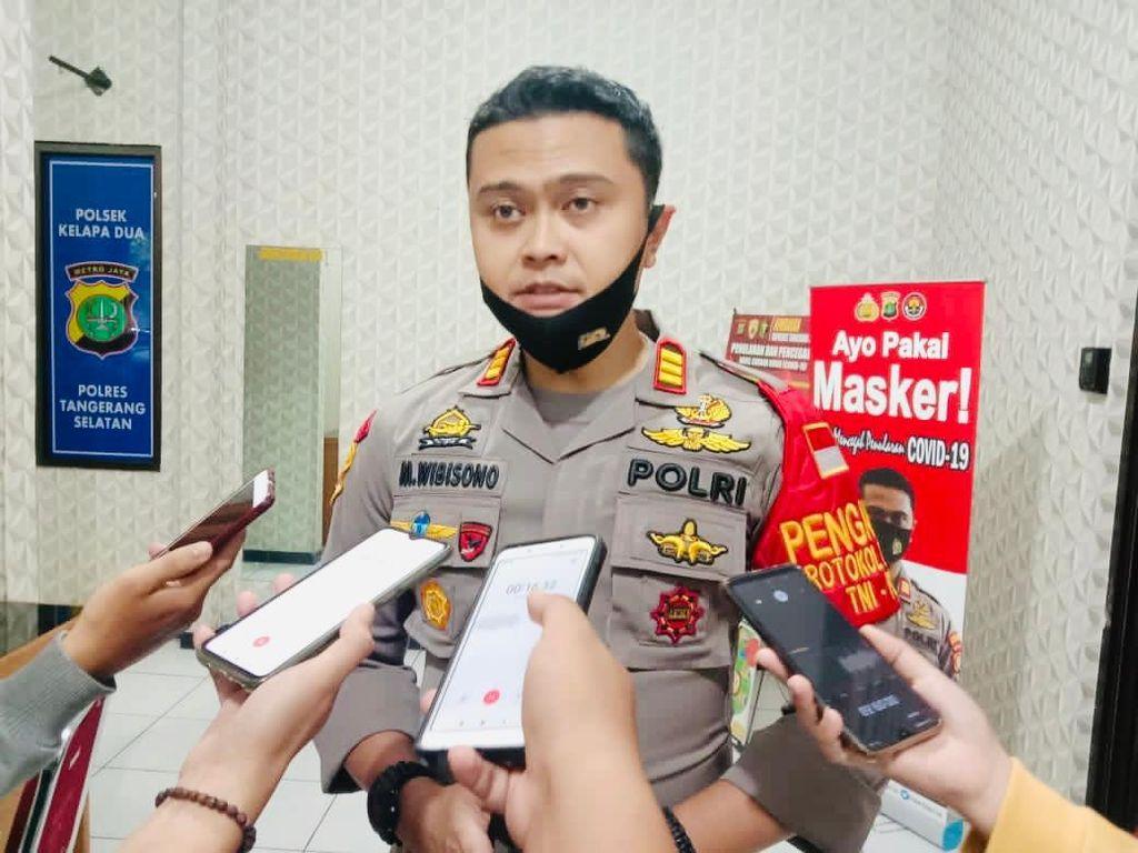 Polisi: Penodong di Hotel Tangerang Depresi Sejak Dicerai Istri WN Amerika