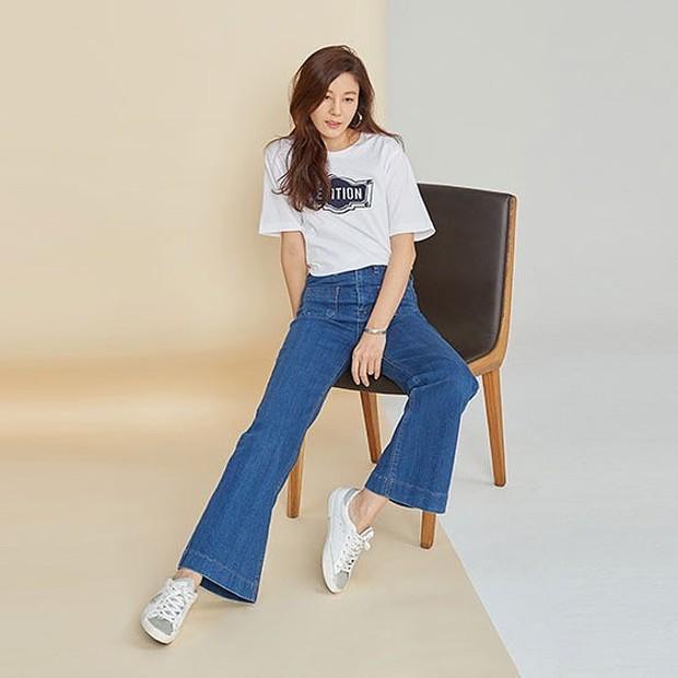 Gaya fashion ala Kim Ha Neul