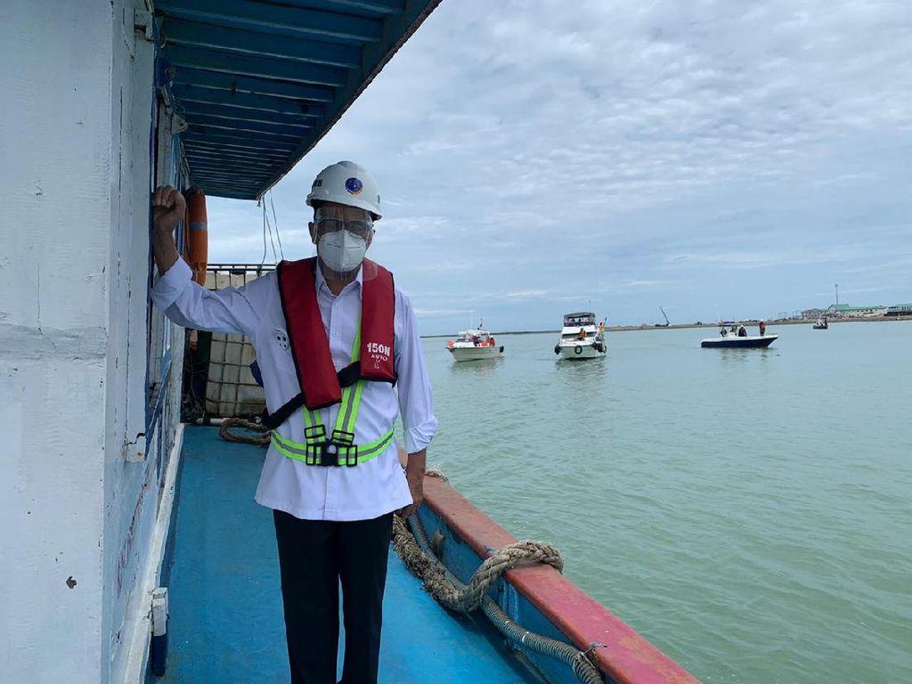Tinjau Pelabuhan Patimban, Menhub: Minggu Ke-3 November Siap Beroperasi