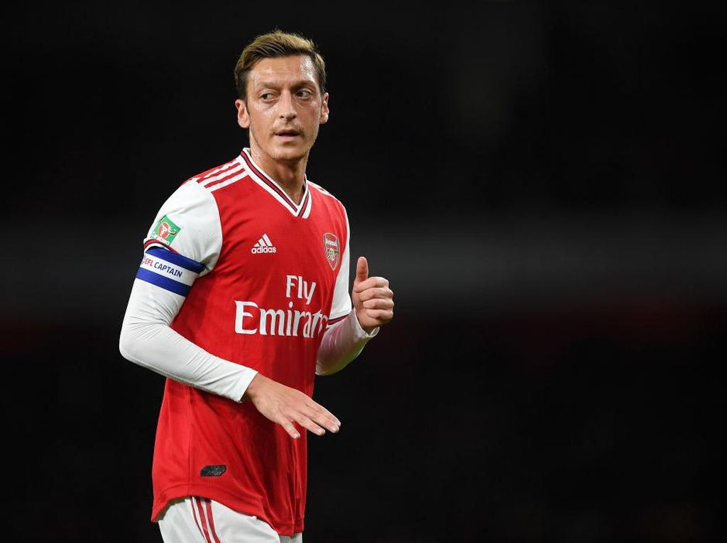 Oezil dan Arsenal Memang Tak Bisa Bersama Lagi