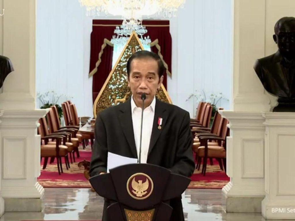 Jokowi: Budayawan Hibur Masyarakat Agar Tubuh Kuat saat Pandemi