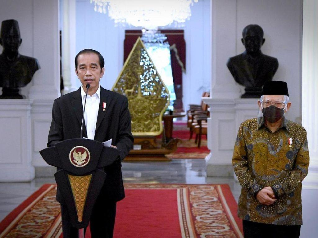 Jokowi: Mengaitkan Agama dengan Terorisme adalah Kesalahan Besar