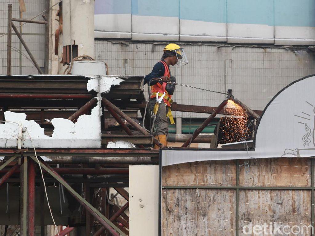 Bocor! Terungkap Informasi Ada Relief Era Bung Karno di Sarinah