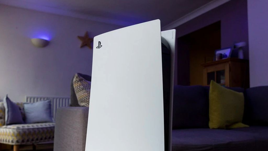 Wujud Nyata PS5, Futuristis Tapi Gambot