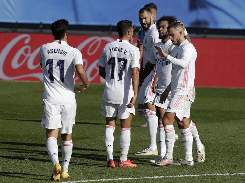Jelang Lawan Villarreal, Real Madrid Tak Kondisi Rentan