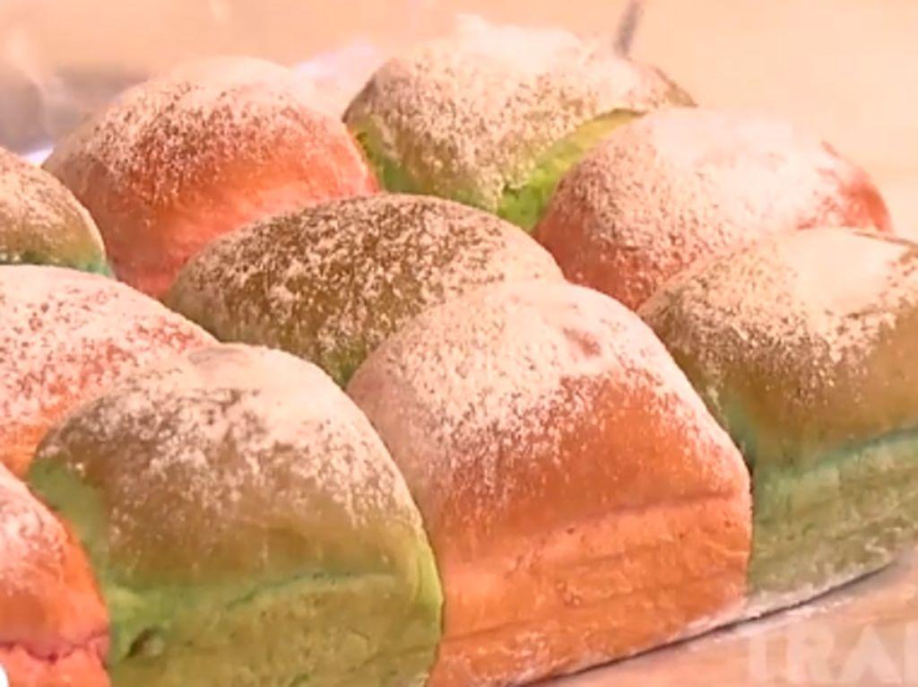 Masak Masak : Resep Roti Sobek Warna-warni yang Empuk
