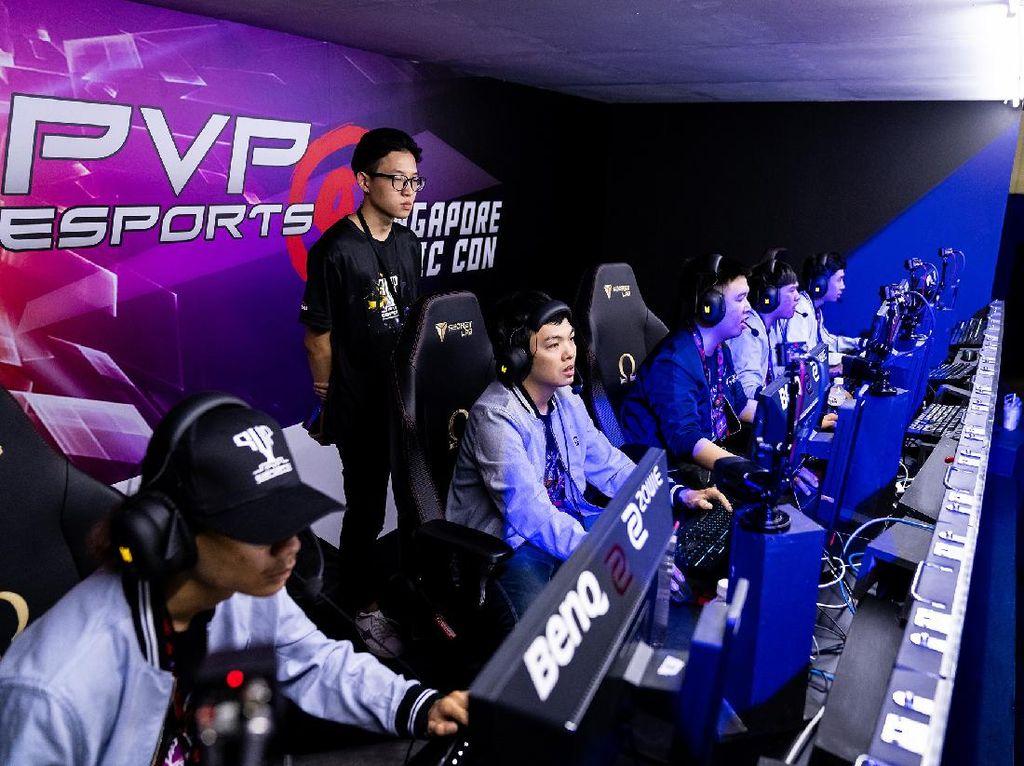 SuperGamerFest, Ajang eSports Sambil Dukung Atlet dan Kreator